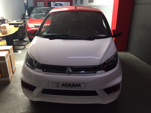 Aixam City Sport